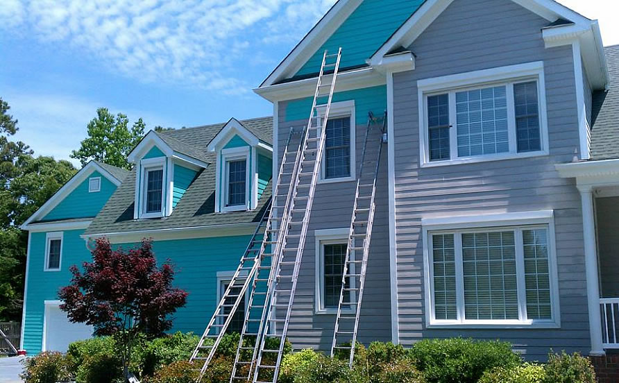 Expert Exterior Painting Service Delivered by a Qualified Painting Contractor